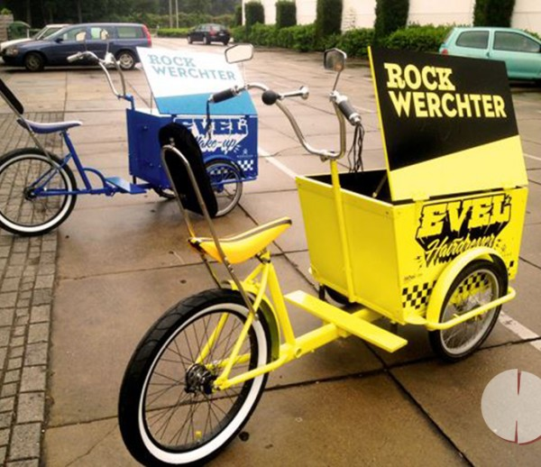 Promo-bike Rock Werchter